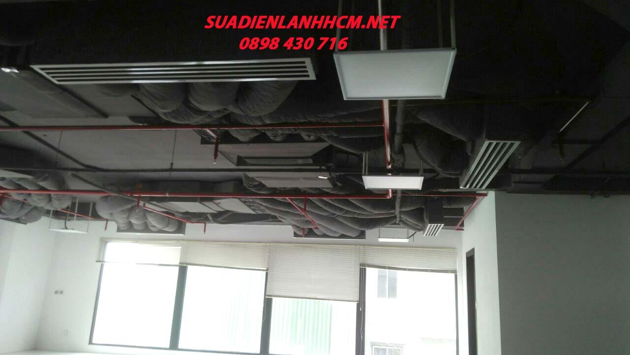 dịch vụ sửa chữa máy lạnh hcm